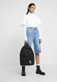 Calvin Klein Jeans - SPORT ESSENTIALS BACKPACK - Batoh - black - 5