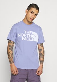 The North Face - STANDARD TEE - T-shirt imprimé - sweet lavender - 0