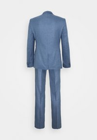 Viggo - GROBY DOUBLE BREASTED SUIT - Costume - light blue - 1