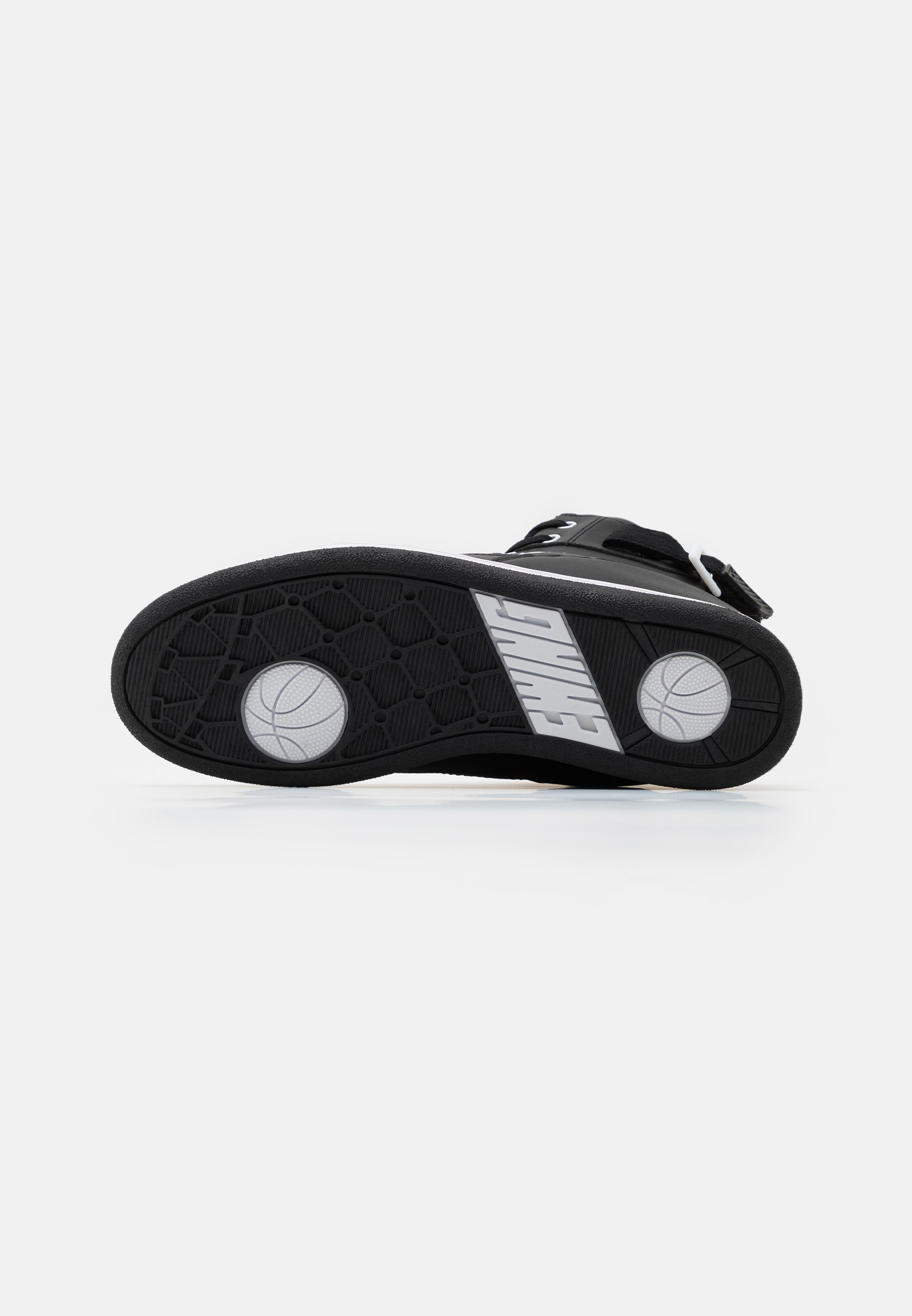 Ewing 33 HI - Sneaker high - black/white/schwarz - Herrenschuhe IOqkR