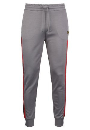 ARCHIVE PANEL - Tracksuit bottoms - mid grey marl