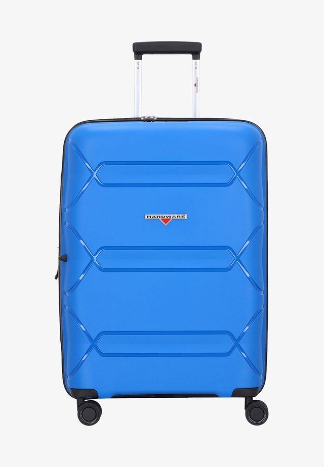 TOKYO - Wheeled suitcase - cobalt blue