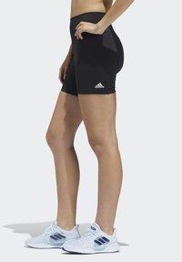 adidas Performance - SHORT - Tights - black - 3