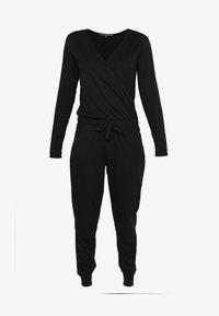 Anna Field - ALINE  ONESIE  - Pyjamas - black - 4