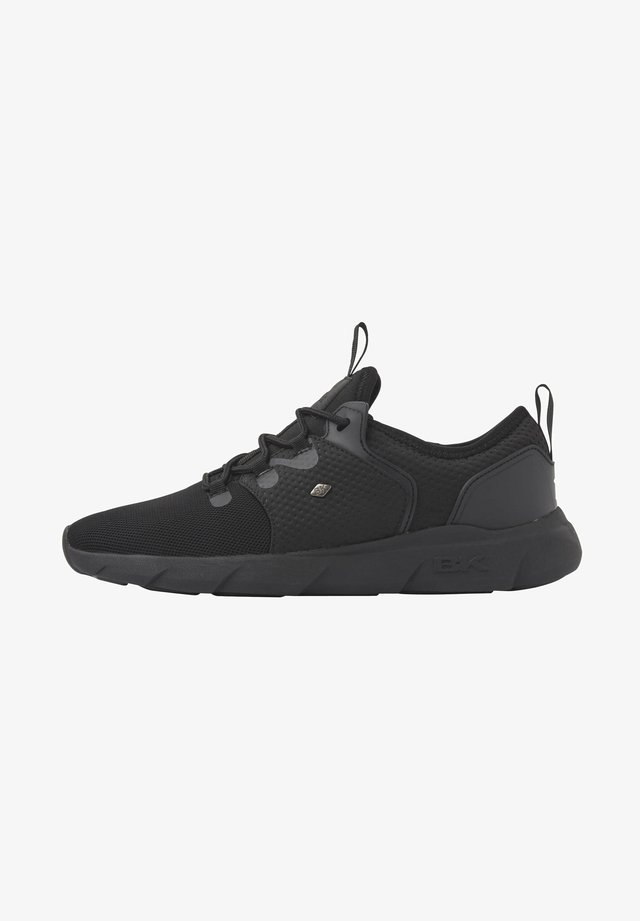 SNEAKER - Sneakers laag - black/black