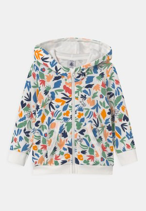 CAPUCHE - Zip-up hoodie - marshmallow