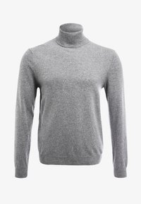 Benetton - BASIC ROLL NECK - Jumper - grau - 5