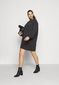 Dr.Denim Plus - LOWE DRESS - Day dress - graphite shadow - 1