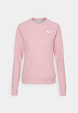 PACER CREW - T-shirt de sport - pink glaze