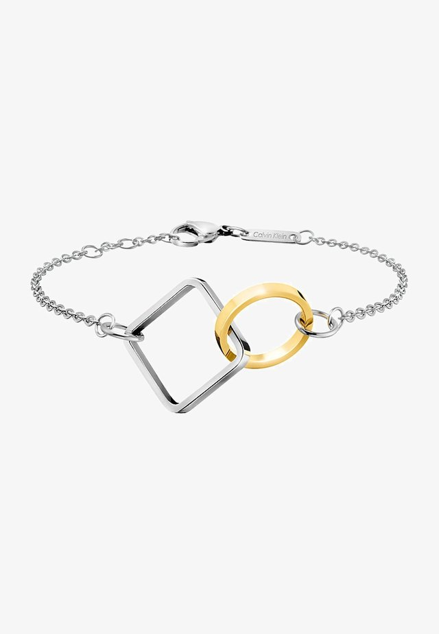 Bracelet - silver-coloured/gold-coloured