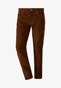 J.CREW - Tygbyxor - warm brown - 3