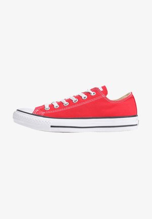 ALL STAR OX - Sneakersy niskie - red
