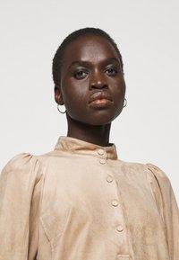 Marc Cain - Shirt dress - brown - 6