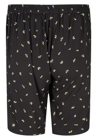 Zizzi - Shorts - black aop - 6