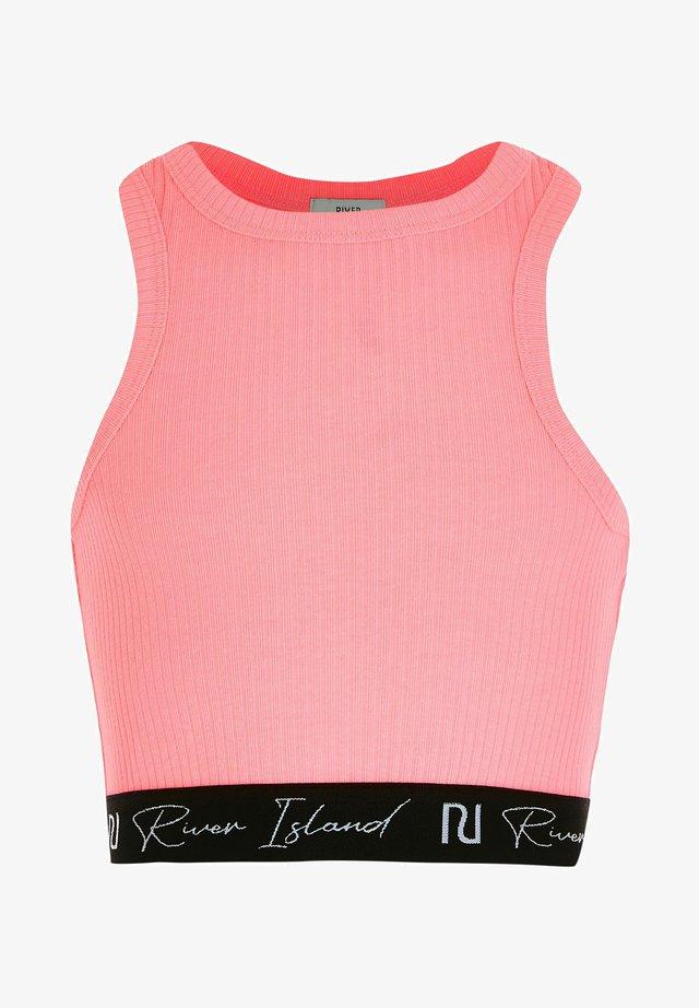 Toppi - pink