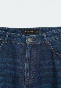 Massimo Dutti - Straight leg jeans - blue - 5