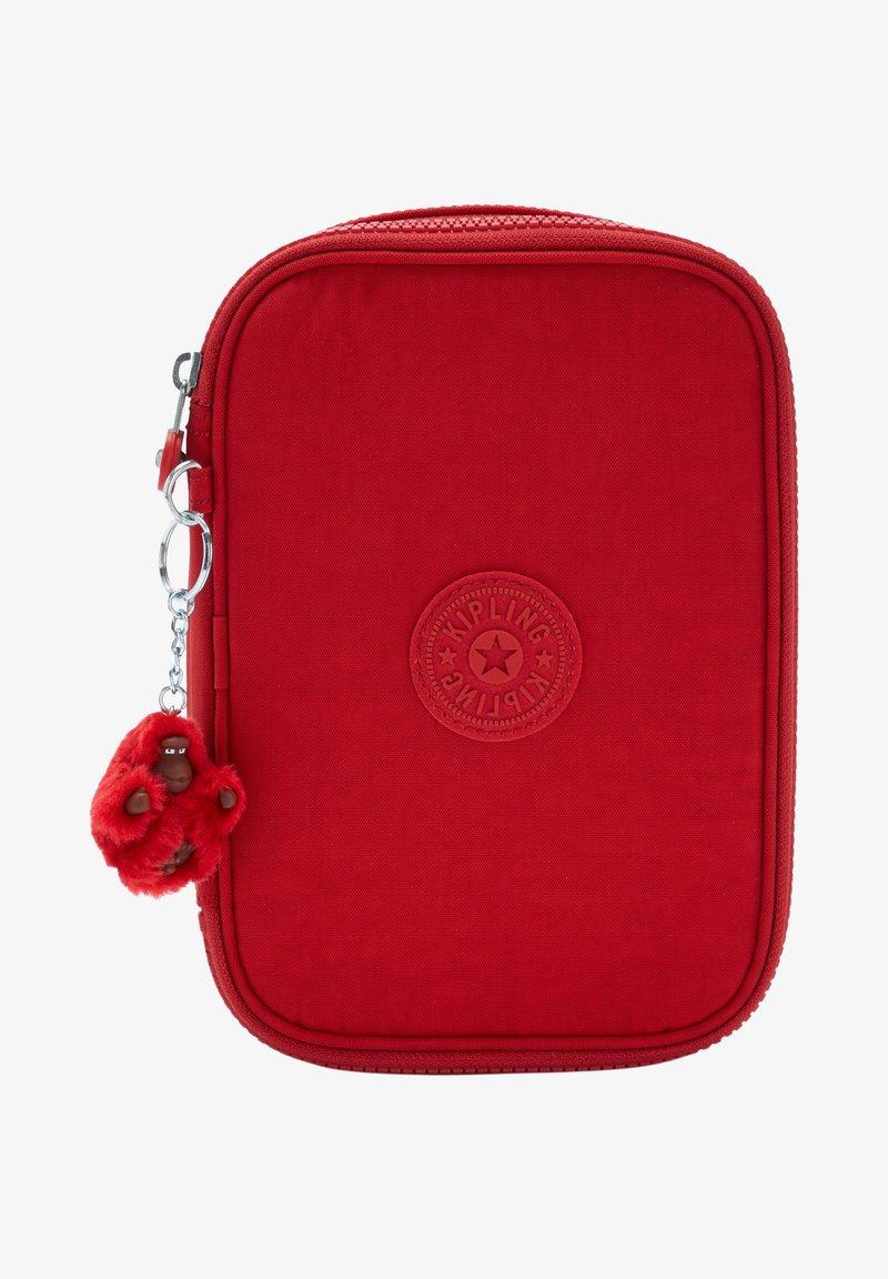Kipling - 100 PENS - Pencil case - cherry tonal