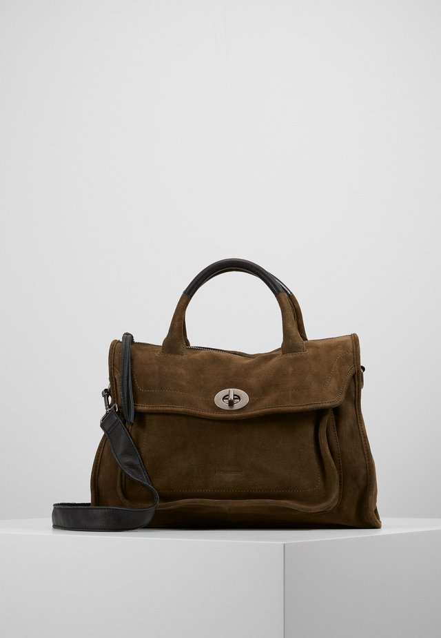 SAVAGE - Handbag - olive