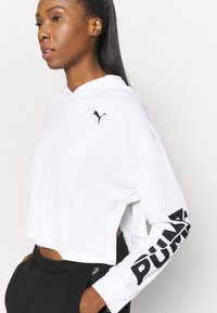 Puma - MODERN SPORTS LIGHTWEIGHT - T-shirt sportiva - white - 4