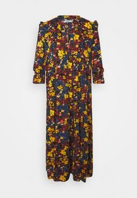 ONLY - ONLNALINA DRESS - Abito a camicia - black - 4