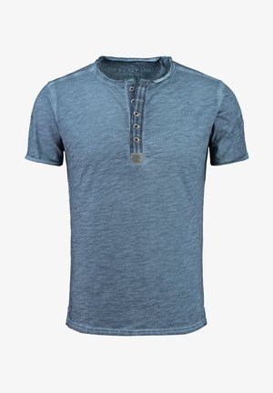 MT ARENA - Basic T-shirt - flintstone blue
