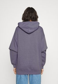 BDG Urban Outfitters - ZIP THROUGH HOODIE - Sweatjacke - lilac - 2