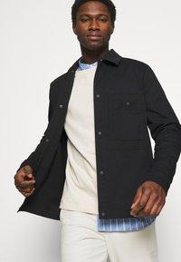 Selected Homme - SLHMORRIS JACKET - Summer jacket - black - 3