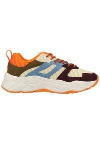 Scotch & Soda - CELEST - Sneakers laag - bordo multi - 6
