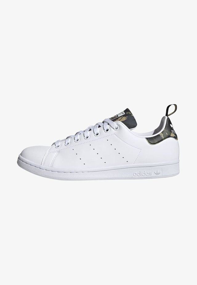 STAN SMITH PRIMEGREEN ORIGINALS SHOES - Baskets basses - ftwr white/ftwr white/core black