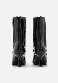 4th & Reckless - ROWE - Kotníkové boty - black - 3