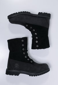 Timberland - AUTHENTICS - Lace-up ankle boots - black - 1