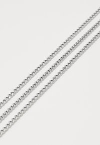 Vitaly - MIAMI UNISEX 3 PACK - Necklace - silver-coloured - 4