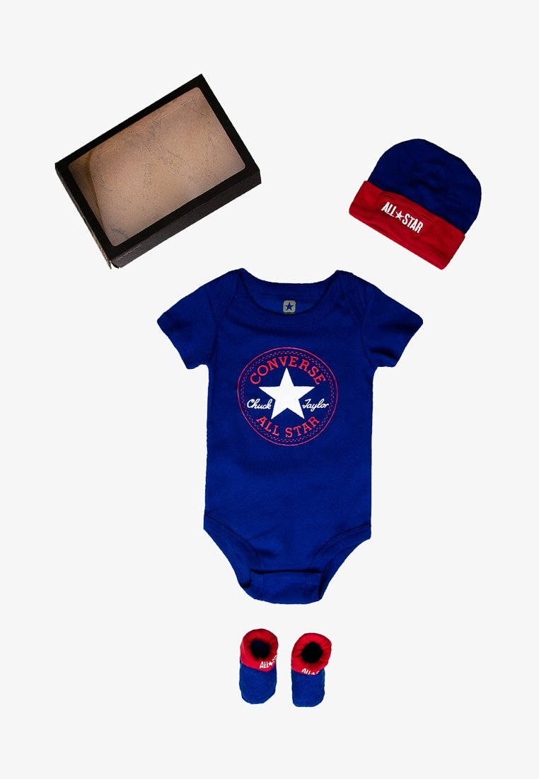 Converse - SET - Baby gifts - converse blue