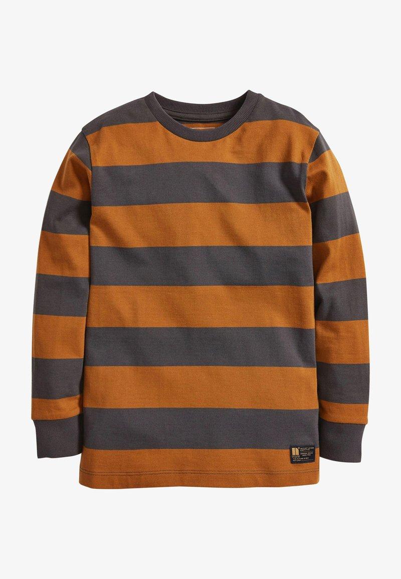 Next - Long sleeved top - brown