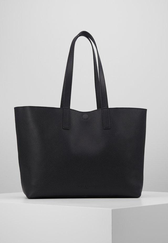 CARLI - Bolso shopping - black