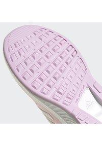 adidas Performance - RUNFALCON 2.0 UNISEX - Neutrální běžecké boty - clear pink/ftwr white/clear lilac - 9