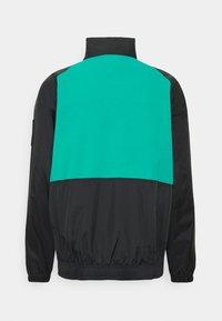 Jordan - MOUNTAINSIDE JACKET - Summer jacket - black/neptune green/watermelon - 1