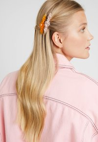 ONLY - Hair styling accessory - gold-coloured/rose-yellow-red - 1