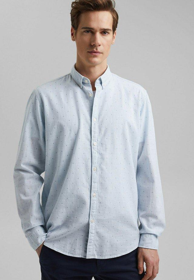 Shirt - light blue lavender