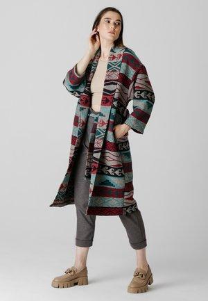 ALESSIA - Classic coat - mulicoloured
