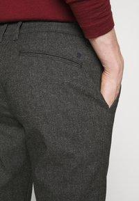 NN07 - MARCO - Trousers - black - 5