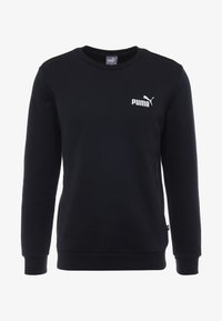 Puma - LOGO CREW - Sweatshirt - black - 4