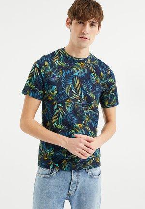 MET BLADERENDESSIN - T-Shirt print - multi-coloured