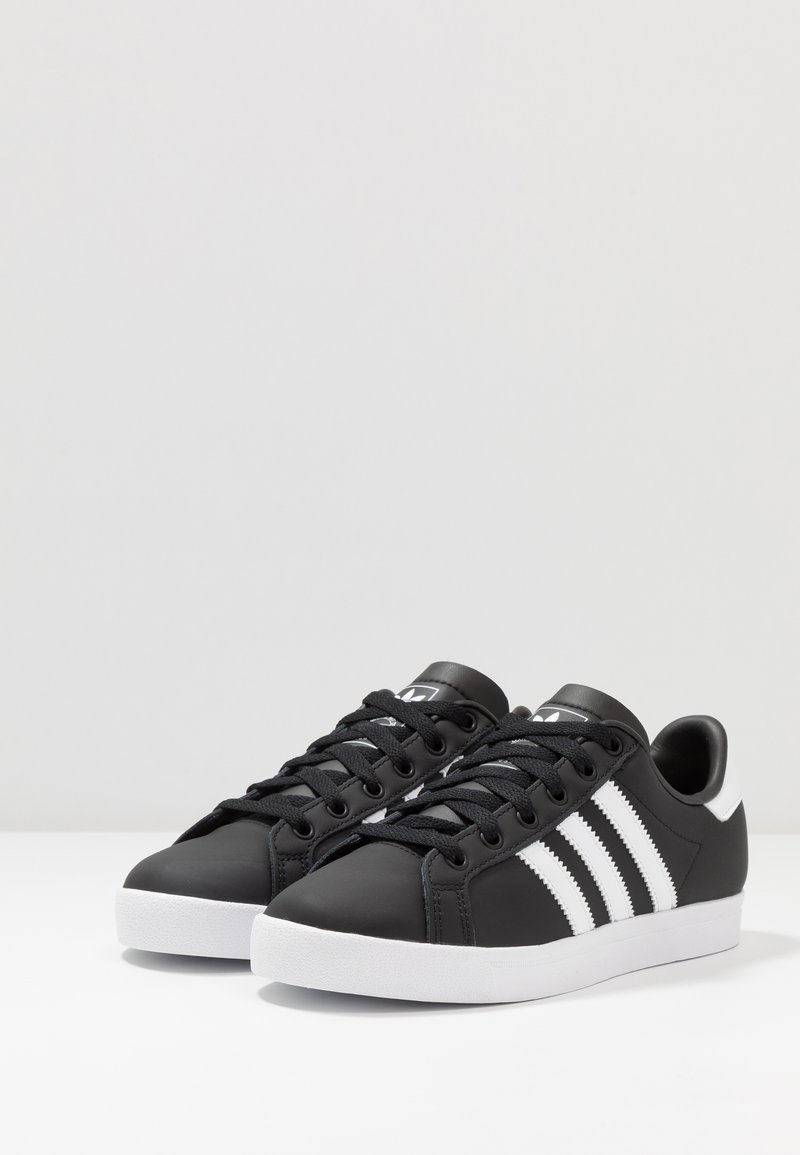 adidas Originals - COAST STAR - Sneakersy niskie - cblack/ftwwht/cblack