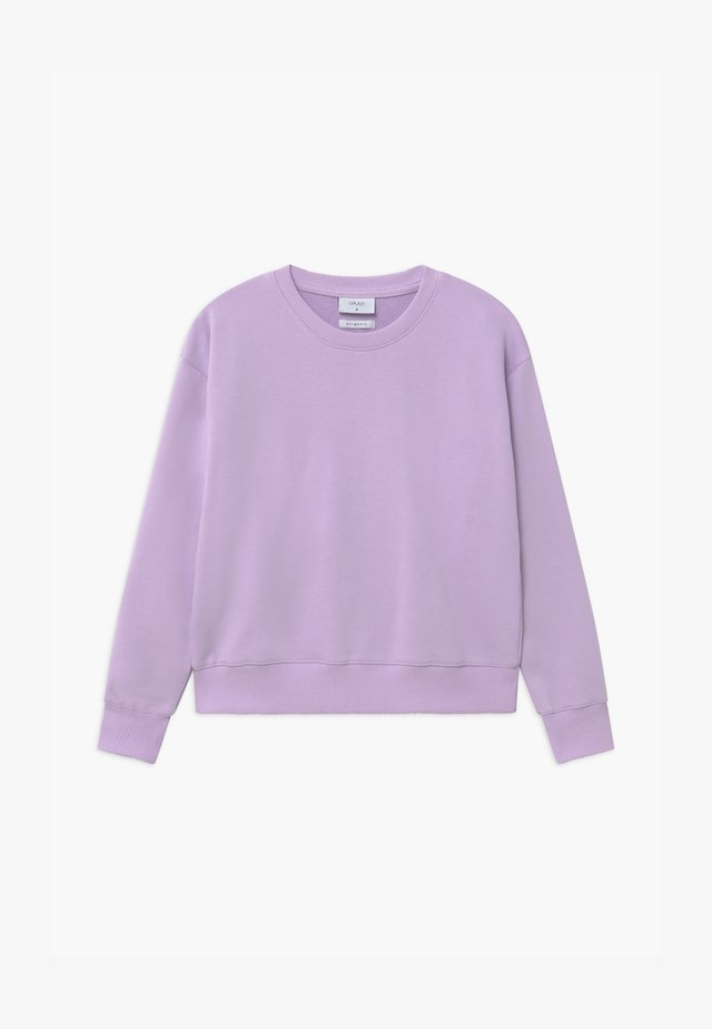 OUR LONE CREW - Sweater - light purple