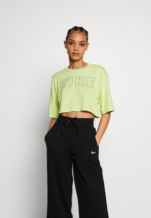 AIR CROP - T-shirts print - limelight