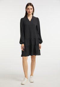 usha - Day dress - schwarz - 0