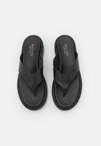 Minelli - T-bar sandals - noir - 5