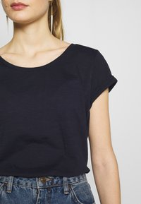 Esprit - CORE - T-shirt basic - navy - 4