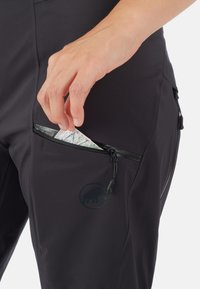 Mammut - Outdoor trousers - black - 3